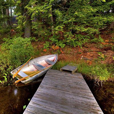 Photograph - Waterlogged On West Lake by David Patterson