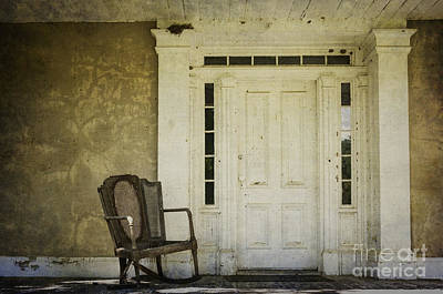 Photograph - Waterloo Porch by Debra Fedchin