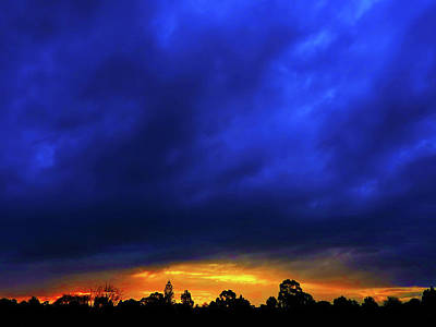 Photograph - Waterloo Sunset by Mark Blauhoefer