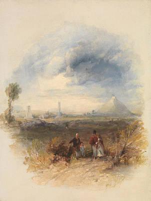 Birmingham Painting - Waterloo by Thomas Creswick