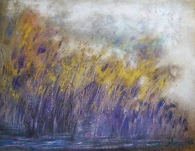 Painting - Water's Edge 2 by Sonal Raje