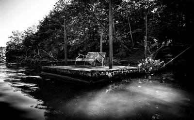 Photograph - Waters Edge by Alan Raasch