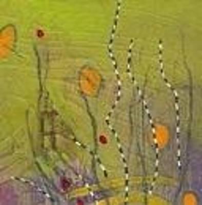 Painting - Waters Edge by Christine Alfery