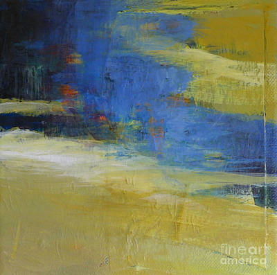 Painting - Waters' Poetry 8 by Melody Cleary