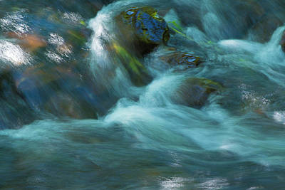 Photograph - Waterscape 2 by Bonnie Bruno