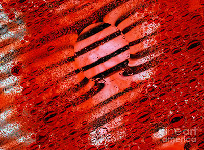 Waterscape Crystal Red  Original