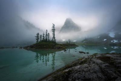Photograph - Watersprite Lake by Adam Gibbs