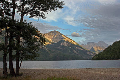 Photograph - Waterton National Park - 365-324 by Inge Riis McDonald