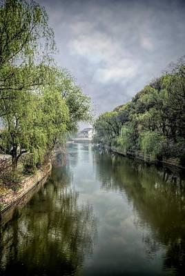 Photograph - Waterway by Ike Krieger