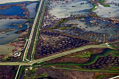Photograph - Waterways9 by Sylvan Adams