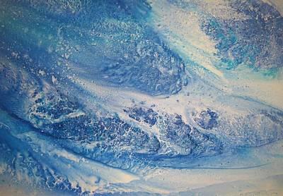 Wall Art - Painting - Waterworks by Debra LePage