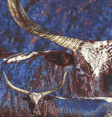 Watusi Blues Art Print