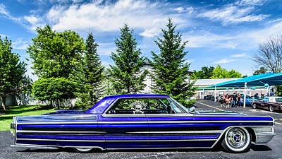 Photograph - Watson - 1965 Cadillac Sedan Deville by Randy Scherkenbach