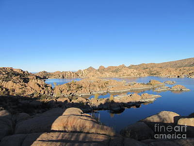 Photograph - Watson Lake by Marlene Rose Besso