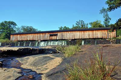 Photograph - Watson Mill Bridge by Kay Lovingood