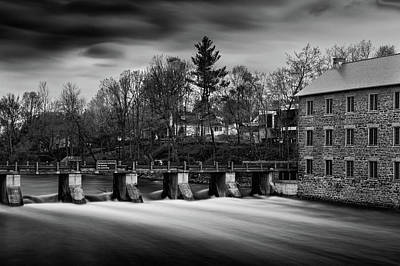 Photograph - Watsons Mill by M G Whittingham