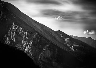 Photograph - Watzmannhaus by Alexander Kunz