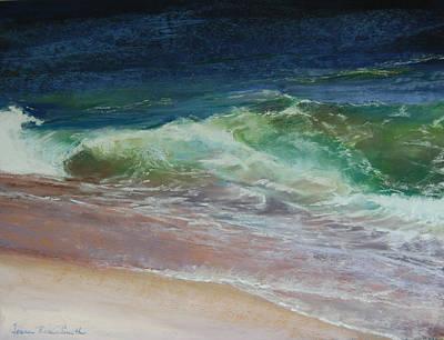 Wauwinet Wave IIi Art Print by Jeanne Rosier Smith