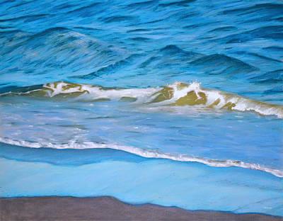 Pastel - Wave 72 by Christopher Reid