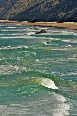 Photograph - Wave Action by Colette Panaioti