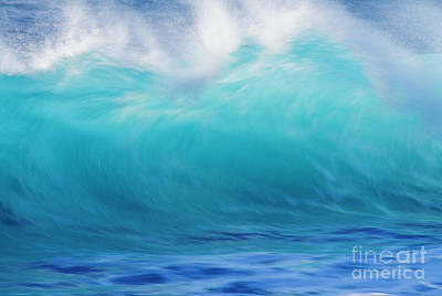 Wave And Windspray Art Print by Vince Cavataio - Printscapes