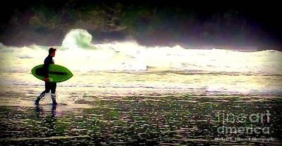 Wave Appeal Art Print