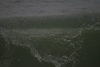 Photograph - Wave Break by Christopher Kirby