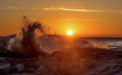 Photograph - Wave Catcher by Patti Raine