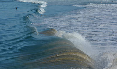 Photograph - Wave Dance 3 by Fraida Gutovich