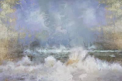 Photograph - Wave Fantasy by Karen Lynch