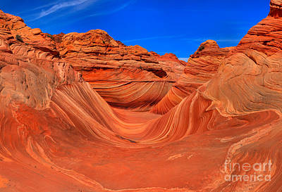 Photograph - Wave In The Wilderness by Adam Jewell