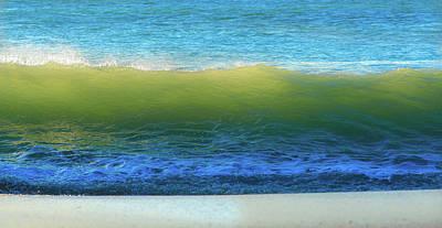 Photograph - Wave by John Repoza
