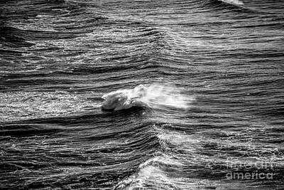 Photograph - Wave by Jon Burch Photography