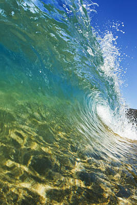 Wave - Makena Art Print