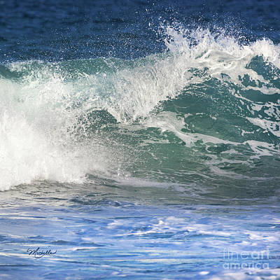 Photograph - Wave Of Emotion by Michelle Constantine