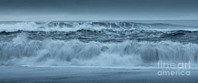Photograph - Wave Pano by Patti Schulze