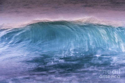 Photograph - Wave by Patti Schulze