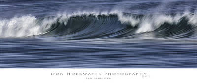 Photograph - Wave by PhotoWorks By Don Hoekwater