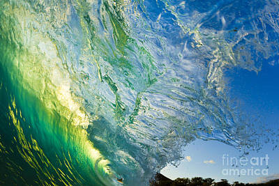 Photograph - Wave Splash by MakenaStockMedia