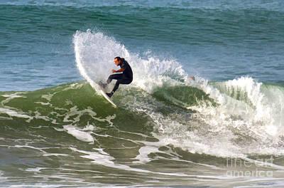 Digital Art - Wave Spray by Waterdancer