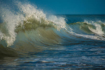Photograph - Wave by Stephen Holst