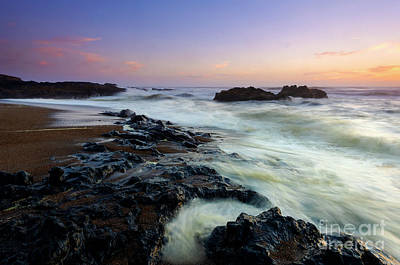 Photograph - Wave Surge by Mike Dawson