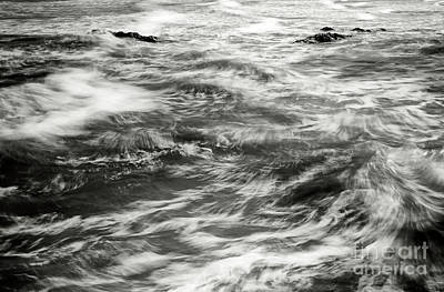 Photograph - Wave Swirls by Nicholas Burningham