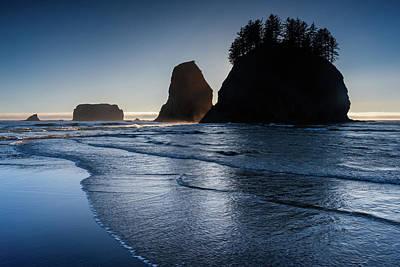 Photograph - Wave Texture by Michael Blanchette