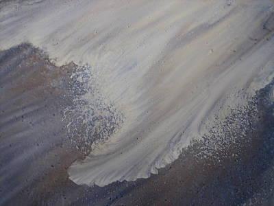 Wall Art - Painting - Wave Vii by Debra LePage
