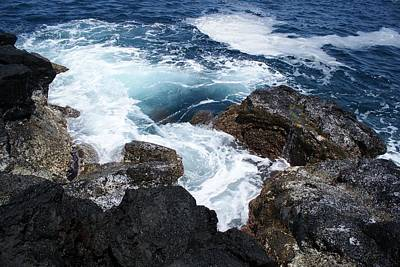 Photograph - Wave Whirlpool Photo 3 by Julia Woodman