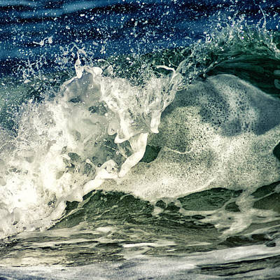 Watersports Wall Art - Photograph - Wave1 by Stelios Kleanthous