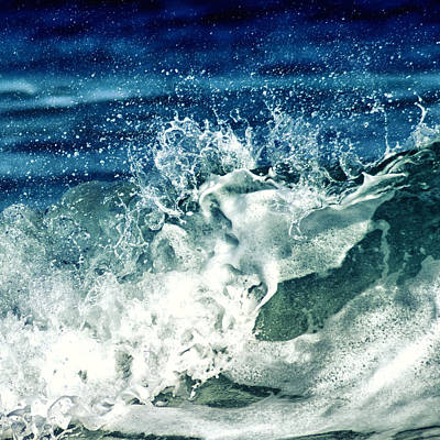 Watersports Wall Art - Photograph - Wave2 by Stelios Kleanthous