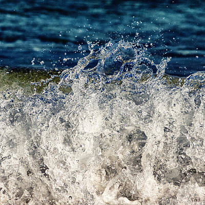 Watersports Wall Art - Photograph - Wave4 by Stelios Kleanthous