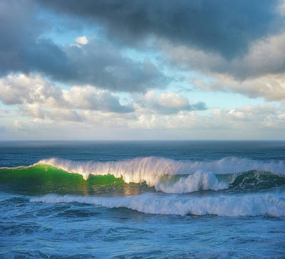 Photograph - Wave Length by Darren White